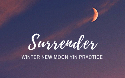 Winter New Moon Yin | 18 July