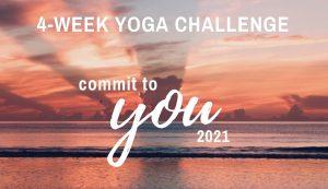4 week yoga challenge