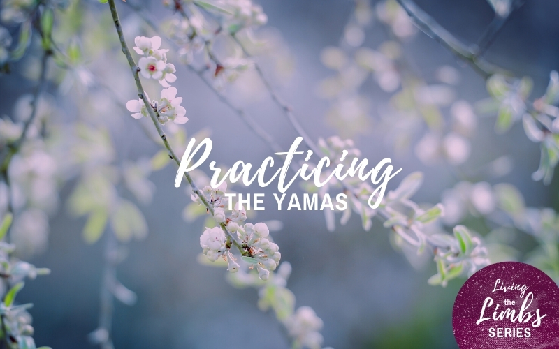 Practicing the Yamas   August 22